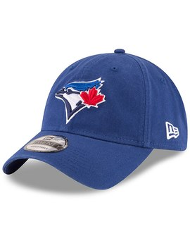 Men's Toronto Blue Jays New Era Royal Game Replica Core Classic 9 Twenty Adjustable Hat by Ml Bshop