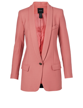 Wool Blend Shawl Blazer by Holt Renfrew