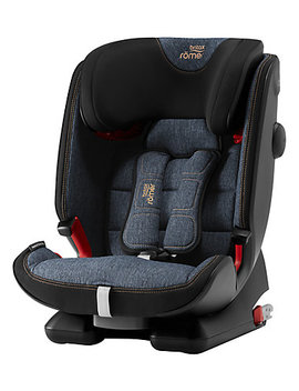 Britax Römer Advansafix Iv R Car Seat   Blue Marble by Mothercare