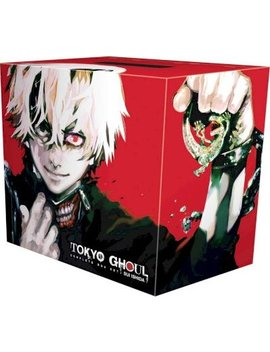Tokyo Ghoul Complete Box Set : Includes Vols. 1 14 With Premium by Sui Ishida