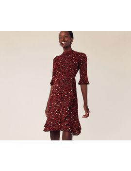 Belinda Leopard Dress by Oasis