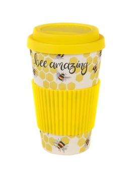 Bamboo Travel Mugs   Bee by B&M
