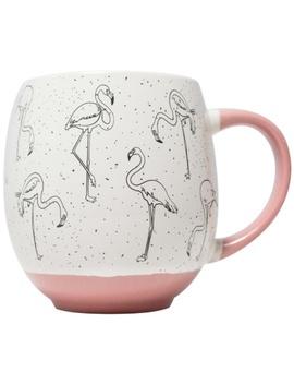 Animal Print Dip Mug   Flamingo by B&M