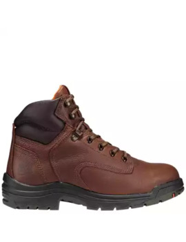 """Men's Timberland Pro® Ti Tan® 6"""" Alloy Toe Work Boots by Timberland"""