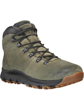Timberland Men's World Hiker Mid Top Boots by Timberland