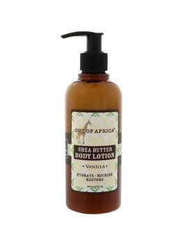 Out Of Africa, Shea Butter Body Lotion, Vanilla, 9 Fl Oz (270 Ml) by Out Of Africa
