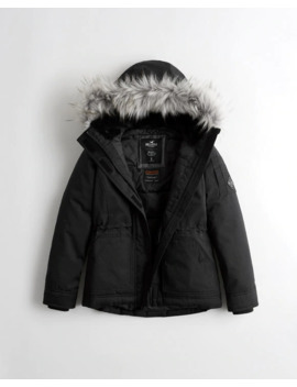 Anorak Thermore by Hollister