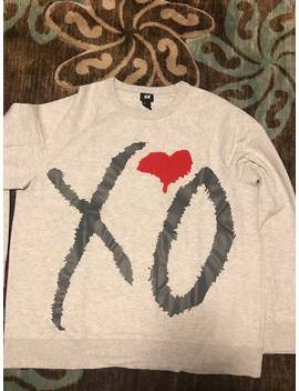 Mens Nwot Xl The Weeknd X H&M Sweatshirt by H&M