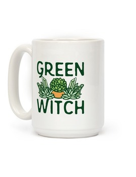 Green Witch by Human