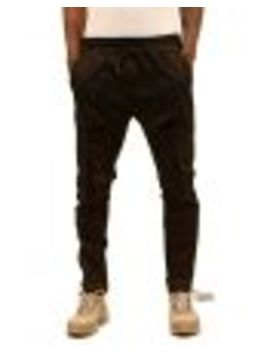 Blessed Cargo Pants (Black) by The Hideout Clothing