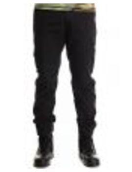 Prep Coterie Flat Front Straight Leg Cargo Pants by Prep Coterie
