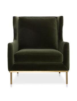 Cooper Velvet Armchair by Freedom