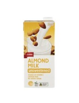 Lactose Free Unsweetened Almond Milk by Coles