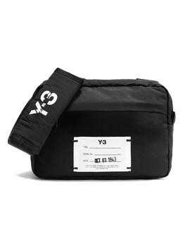 Adidas Y 3 Multi Pocket Shoulder Bag (Black) by Bait