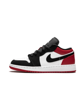 "Air Jordan 1 Low Gs                                                ""Black Toe"" by Jordan"