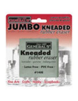 Jumbo Kneaded Rubber Eraser                      Jumbo Kneaded Rubber Eraser by Joann