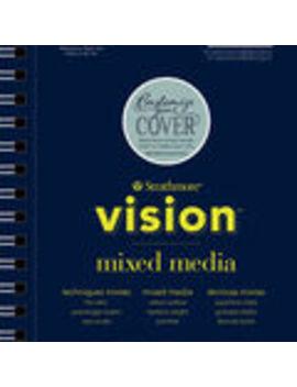 "Strathmore 5.5""X8.5"" Vision Mixed Media Pad                      Strathmore 5.5""X8.5"" Vision Mixed Media Pad by Strathmore"
