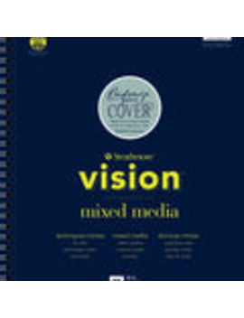 "Strathmore 11""X14"" Vision Mixed Media Pad                      Strathmore 11""X14"" Vision Mixed Media Pad by Strathmore"