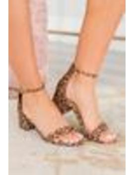 Found Your Love Heels, Tan by The Mint Julep Boutique