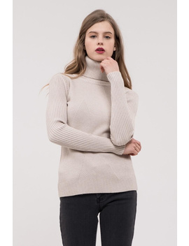Ribbed Turtleneck by The Dressing Room, Wallingford