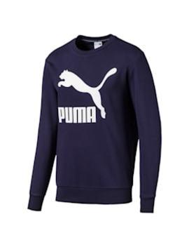 Classics Logo Men's Crewneck Sweatshirt by Puma