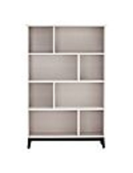 Isima Bookcase, Tall by Simpel