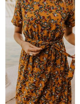Madrid Floral Maxi by Roolee