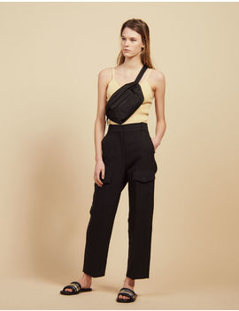 Cargo Trousers by Sandro Paris