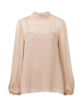 Burnout Blouse by Witchery
