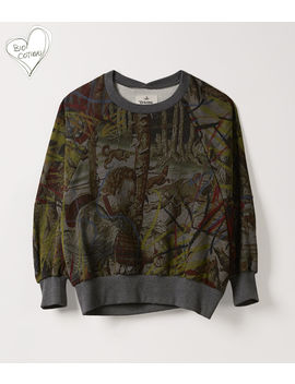 Ela Sweatshirt Grey  by Vivienne Westwood
