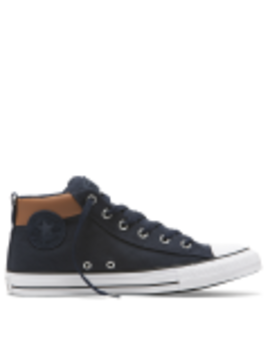 Chuck Taylor All Star Street Space Explorer Mid Obsidian by Converse