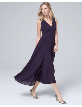 Overlay Jumpsuit by Whbm