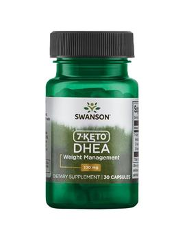 7 Keto Dhea by Swanson Best Weight Control Formulas