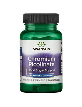 Chromium Picolinate   Featuring Chromax by Swanson Best Weight Control Formulas