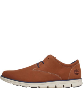 Timberland Mens Bradstreet Oxford Shoes Saddle by Timberland