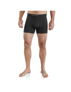"5"" Basic Boxer Brief 2 Pack by Carhartt"