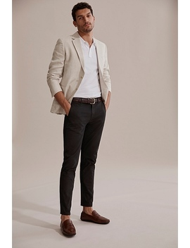 Regular Micro Textured Blazer by Country Road