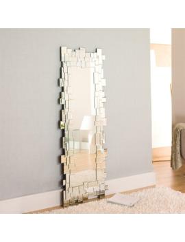 Mosaic Mirror Rectangular Tall by Dwell