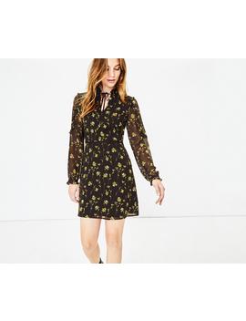 Daffodil Lace Trim Dress by Oasis