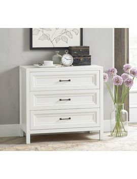 Sussex Polished Dresser, Bright White by Pottery Barn