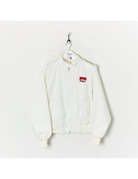 Marlboro Jacket White Medium by Marlboro