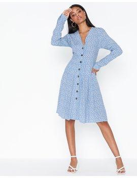 Yasmau Ls Dress by Y.A.S