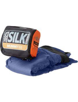100% Premium Silk Sleeping Bag Liner by Sea To Summit