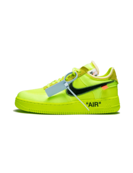 """The 10: Nike Air Force 1 Low """"Off White Volt"""" by Nike"""