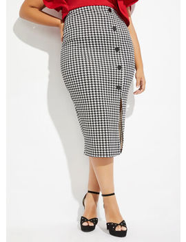 The Lauren Skirt by Ashley Stewart