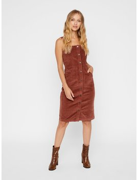 Corduroy Dress by Vero Moda
