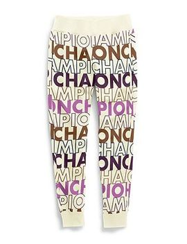 Champion Life® Women's Reverse Weave® Joggers, Allover Print by Champion