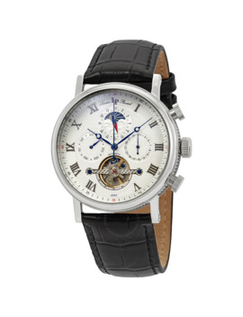 Ottoman Day Night Automatic Men's Watch by Lucien Piccard