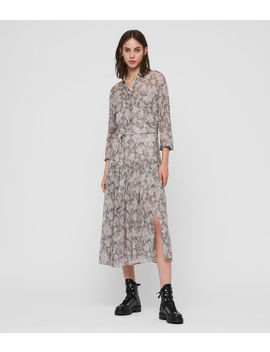 Eley Midgard Dress by Allsaints