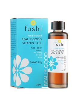 Fushi Really Good Vitamin E Skin Oil 50ml by Fushi Wellbeing